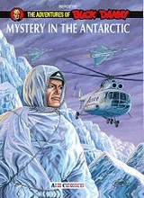 Air Comics: Mystery In The Antarctic