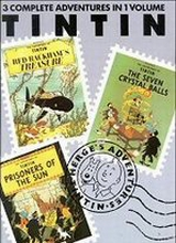 Little Brown: Tintin, The Adventures of 3in1 #4: The Adventures of Tintin 4