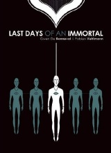 Archaia Studio Press: Last Days of an Immortal