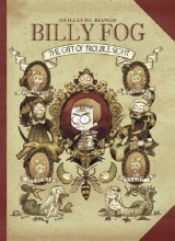 Archaia Studio Press: Billy Fog #1: The Gift of Trouble Sight