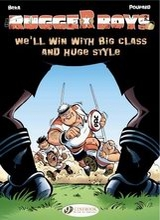 Cinebook: Rugger Boys, The #2: A Spoonful of Style and a Tonne of Class!