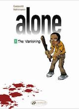 Cinebook: Alone #1: The Vanishing