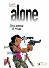 Cinebook: Alone #2: The Master of Knives