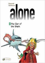 Cinebook: Alone #3: The Clan of the Shark