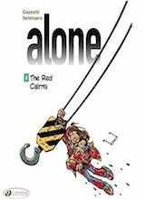 Cinebook: Alone #4: The Red Cairns
