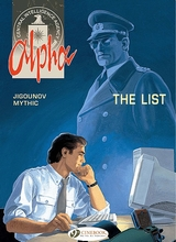 Cinebook: Alpha #3: The List
