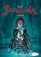 Cinebook: Barracuda #4: Revolts