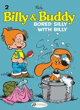 Cinebook: Billy And Buddy #2: Bored Silly With Billy