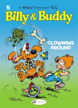 Cinebook: Billy And Buddy #5: Clowning Around