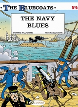 Cinebook: Bluecoats, The #2: The Navy Blues