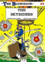 Cinebook: Bluecoats, The #3: The Skyriders