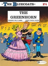 Cinebook: Bluecoats, The #4: The Greenhorn