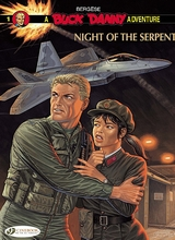 Cinebook: Buck Danny #1: Night of the Serpent