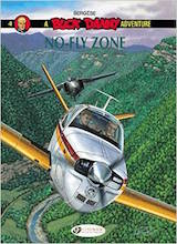 Cinebook: Buck Danny #4: No Fly Zone