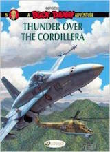 Cinebook: Buck Danny #5: Thunder Over the Cordillera