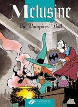 Cinebook: Melusine #3: The Vampires Ball
