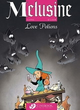 Cinebook: Melusine #4: Love Potions
