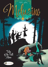 Cinebook: Melusine #5: Tales of the Full Moon