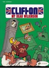 Cinebook: Clifton #1: My Dear Wilkinson