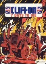 Cinebook: Clifton #3: 7 Days to die