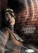Cinebook: Darwins Diaries #2: Death of a Beast