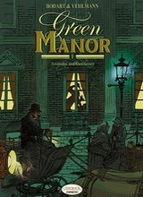 Cinebook: Green Manor #1: Assassins and Gentleman