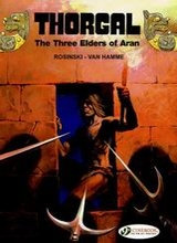 Cinebook: Thorgal #2: The Three Elders of Aran