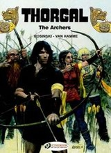 Cinebook: Thorgal #4: The Archers