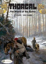 Cinebook: Thorgal #12: The Brand of the Exiles