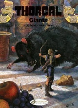 Cinebook: Thorgal #14: Giants