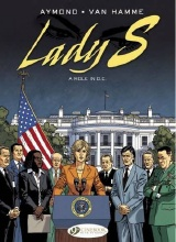 Cinebook: Lady S. #4: A Mole in D.C.