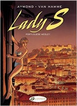 Cinebook: Lady S. #5: Portuguese Medley