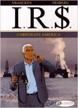 Cinebook: IR$ #5: Corporate America