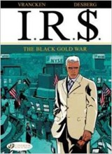 Cinebook: IR$ #6: The Black Gold War