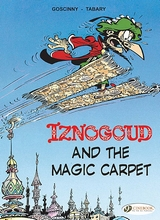 Cinebook: Iznogoud (CB) #6: And The Magic Carpet