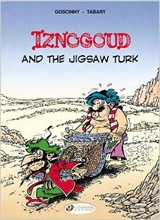 Cinebook: Iznogoud (CB) #11: Iznogoud and the Jigsaw Turk