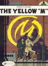 Cinebook: Blake and Mortimer (CB) #1: The Yellow M