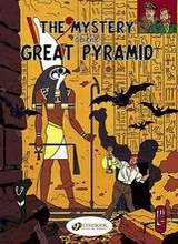 Cinebook: Blake and Mortimer (CB) #2: The Mystery of the Great Pyramid 1