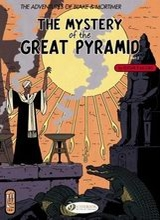 Cinebook: Blake and Mortimer (CB) #3: The Mystery of the Great Pyramid 2