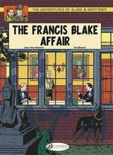 Cinebook: Blake and Mortimer (CB) #4: The Francis Blake Affair