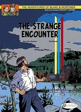 Cinebook: Blake and Mortimer (CB) #5: The Strange Encounter