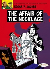 Cinebook: Blake and Mortimer (CB) #7: The Affair of the Necklace