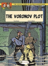 Cinebook: Blake and Mortimer (CB) #8: The Voronov Plot