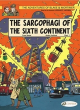 Cinebook: Blake and Mortimer (CB) #9: The Sarcophagi of the Sixth Continent 1