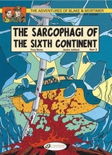 Cinebook: Blake and Mortimer (CB) #10: The Sarcophagi of the Sixth Continent 2