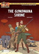 Cinebook: Blake and Mortimer (CB) #11: The Gondwana Shrine
