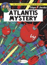 Cinebook: Blake and Mortimer (CB) #12: Atlantis Mystery