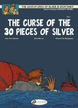 Cinebook: Blake and Mortimer (CB) #13: The Curse of the 30 Pieces of Silver 1
