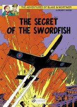 Cinebook: Blake and Mortimer (CB) #15: The Secret of the Swordfish 1