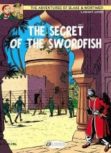 Cinebook: Blake and Mortimer (CB) #16: The Secret of the Swordfish 2